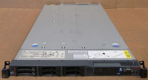 IBM Avaya 7946-AC1 6-Bay Quad-Core Xeon E5520 2.26GHz 292GB 12GB 1U Server